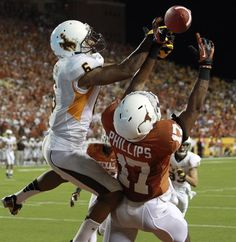 Game 1, UT vs Wyoming. Stay updated with the Horns Illustrated Magazine. www.hornsillustrated.com