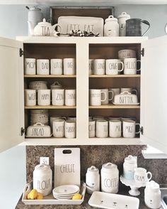 A cupboard full of R