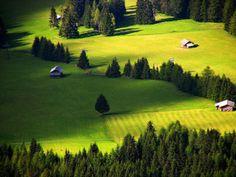 Val Di Fassa, Italy ~ By Luigi Alesi