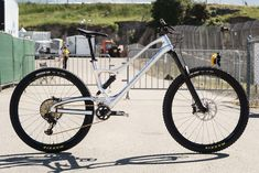 Pole Bicycles Machine at Sea Otter 2018.