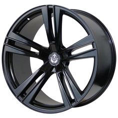 AXE EX21 GLOSS BLACK alloy wheels with stunning look for 5 studd wheels in GLOSS BLACK finish with 22 inch rim size