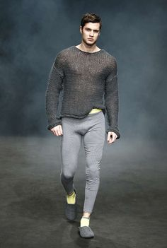 Male Fashion Trends: Punto Blanco Fall-Winter 2017 - 080 Barcelona Fashion