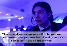 On being your own best friend: | Lessons On Life And Love From The Mystical Being That Is Ezra Miller