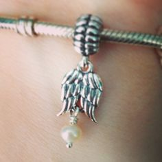 Guardian angle!!!  I want this. But not going to buy my own guardian angel, that would be dumb.