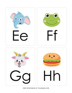 Free Printable Alphabet Flash Cards for toddlers, preschool and kindergarten.These DIY printable flashcards make learning fun. Uppercase and lowercase homemade letter flashcards that are easy to print and use. Printable Flashcards, Letter Flashcards, Printable Alphabet, Alphabet Cards, Free Printable, Preschool Letters, Free Preschool, Preschool Worksheets, Preschool Crafts
