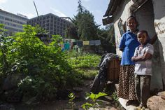 In Ethiopia, tin-roofed shacks make way for high-rises
