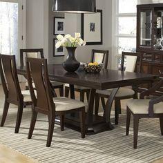 Najarian Furniture Newport 7 Piece Dining Set