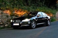 Jaguar XF do ślubu – AUTO DO ŚLUBU