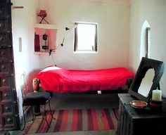 Rang-Decor {Interior Ideas predominantly Indian}: The rustic charm of a restored 'Haveli'