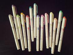 【簡単】手書きで 手帳 をかわいくする技集めました - 生きてるだけで褒められたい Note Taking, Stationery, Notebook, Bullet Journal, Notes, Scrapbook, Lettering, How To Make, Crafts