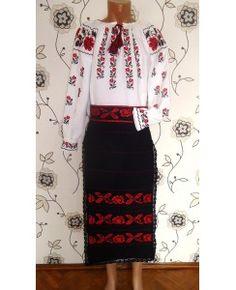 A Ie de femei IE015 Waist Skirt, High Waisted Skirt, Two Piece Skirt Set, Costumes, Popular, Skirts, Dresses, Fashion, Embroidery
