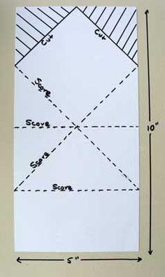schablone springkarte... gut, da meine von ´04 nicht mehr auffindbar ist :-)