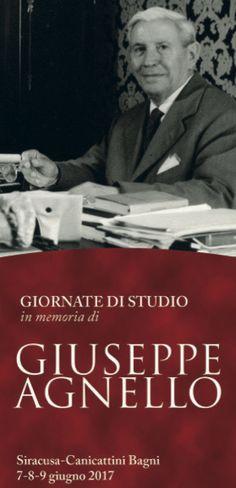 Italia Medievale: Giornate di studio in memoria di Giuseppe Agnello