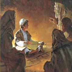 Everyone who heard him was amazed at his understanding and his answers. Luke 2:47