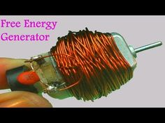 How to make 100% free energy generator without battery with the help of Copper wear | home invention - YouTube