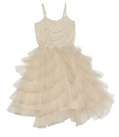 To The Nines Tutu - flower girl dress 1