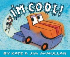 For fans of all things snow and ice comes the latest addition to this hilarious read-aloud series from the popular creators of I Stink! and I'm Dirty!: the ice-cold Zamboni machine! Perfect for any young hockey player.  When the ice is full of cuts and ruts, only one machine has the GUTS to clean it up. But can this slow-movin' ice fixer smooth the grooves before the next period? Or will he lose his COOL? The timer's ticking! BUZZZZZZ!