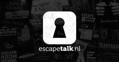 Vergelijk alle escaperooms in Nederland en België op aantal personen, score, thema, status of land. Escape Games, Escape Room, Logos, Fictional Characters, Logo, Fantasy Characters