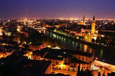 Verona, ITALY my home this summer <3