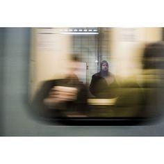 Tourist in #London #Underground #photography #photooftheday