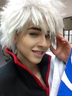 #gintoki #gintokicosplay #cosplay #gintokisakata #gintama #gintamacosplay #cosplay