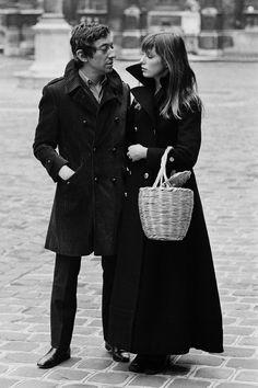 Jane & Serge.