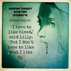 Vampire Therapy: Elizabetta Coming soon!