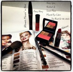 Have you used our catalog, The Look to try different Mary Kay® looks like Vintage Vogue? http://www.marykay.com/lisabarber68 Call or text 386-303-2400