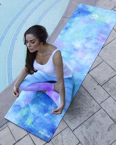 Monet Yoga Mat ✨ available on Etsy