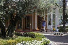 Grand Hotel Trieste & Victoria, hotel 5 stelle lusso ad Abano Terme, dotato di Spa e circondato da parco e piscine termali: prenota sul sito alle migliori tariffe! Trieste, Victoria, Grand Hotel, Spa