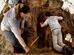 Mass graves of immigrants found along the border.