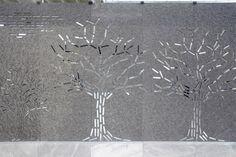 Opere artistiche in marmo e pietra