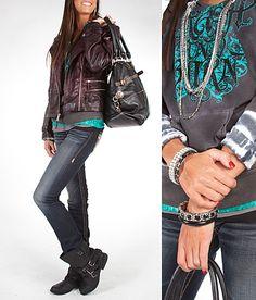 'Green Day' #buckle #fashion www.buckle.com
