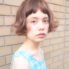高橋 忍 | ゆるふわ,大人かわいい,外国人風,くせ毛風,透け感カラー | 8月24日 - HAIR