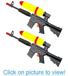 New Long Pump Water Gun Powerful Squirt Guns Pool Party Water Blaster Cannon Toy