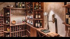 Wine Cellar Designs by Papro Consulting