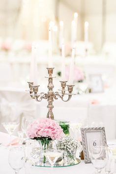 Romantic fine art dusty rose wedding decoration Dusty Rose Wedding, Destination Wedding Photographer, Wedding Venues, Wedding Decorations, Table Settings, Romantic, Candles, Fine Art, Fotografia