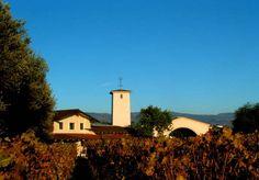 The Mondavi Winery, a true taste of wine country.
