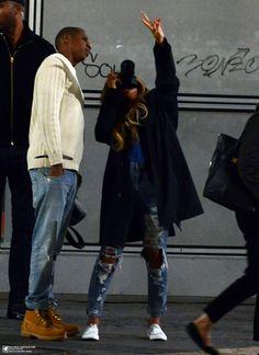 Beyoncé & Jay Florence Italy 21.05.2015