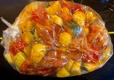 Karkówka z warzywami pieczona w rękawie - Blog z apetytem Aga, Roasted Vegetables, Catering, Cabbage, Pork, Food And Drink, Menu, Cooking Recipes, Stuffed Peppers