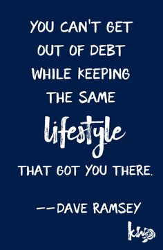 If you need a little boost, here's a collection of Dave Ramsey Quotes to keep you motivated and disciplined on your Debt Free Journey. Financial Quotes, Financial Peace, Financial Tips, Frugal, Dave Ramsey Quotes, Finance, Money Makeover, Budget Planer, Budgeting Money
