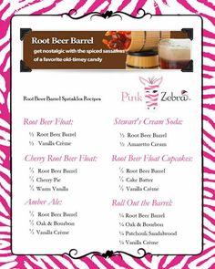 Root Beer Barrel Pink Zebra Sprinkles