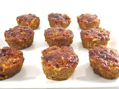 Meatloaf muffin: These are 3pts w/o the BBQ sauce. You can adapt this to however you want! They freeze well which makes them great for when you need something quick!