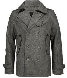Premium Lounge Coat - Men's Outerwear/Jackets   Buckle