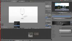 Design is easy with Blender! 9# lesson, the Curve objects