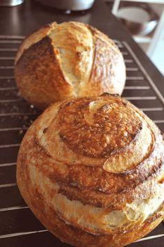 Easy Sourdough Bread Recipe