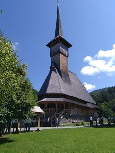Manastirea Bârsana, Maramures Building, Travel, Romania, Viajes, Buildings, Destinations, Traveling, Trips, Construction