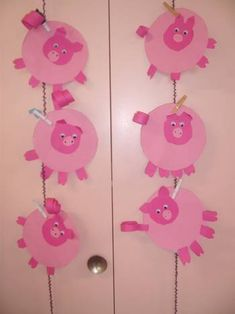 Petits cochons ! - Le blog des Maternelles de Cléguer