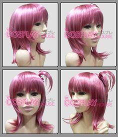 Shugo Chara -- Amu Hinamori Cosplay Wig version 04 :: Shugo Chara :: Character Wigs :: Wigs :: COSPLAY HOUSE $38.95