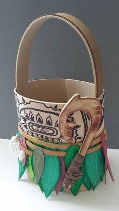 12 MauiMoana and maui birthdayMaui party bag Moana and